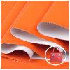 Couro sintético de couro do PVC para o saco, carteira, bolsa