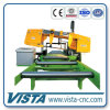 CNC Metal Cutting Band Saw Machine para Hbeam Box Beam Ubeam