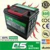 Батареи генератора батареи автомобиля батареи автомобиля JIS-55D23 12V60AH батареи батареи автомобиля безуходной японской миниой малые на магазине батареи автомобиля сбывания