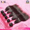 Перуанские волосы Remy прямых волос сотка Unprocessed (QB-PVRH-ST)