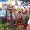 Museo verdadero de la visualización del traje del dinosaurio de Animatronic (FLDC)