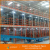 Beiseite legende Lager-Racking-Metallplattform-Mezzanin