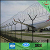 Concertina Razor 날카롭 철사를 가진 3m Height Airport Fence Welded Wire Fence
