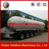 ASME Standard 3 Axle LPG Tank Trailer、56000L LPG Gas Trailer