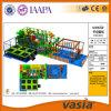 Vasia a attiré la cour de jeu d'intérieur de thèmes du monde de mer (VS1-160122-119A-31C)