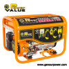Macht Value Easy Electric Start met Battery 1.1kVA Gasoline Generator met Ce