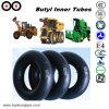 Tubo interno butílico, tubo interno do pneumático do caminhão, tubo de borracha da natureza