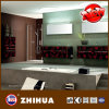 Porte glacée de Cabinet de cuisine de fleur (ZH-C877)