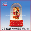 Schneiendes Decoration Christmas Snow Globe mit Transparent Fall