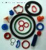 FDA RubberO-ring van de Delen van de Verbinding van het Silicone de Rubber Rubber