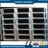 Viga de acero galvanizada de alta calidad de la venta caliente U de China