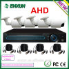 4CH Ahr Kit 720p HDMI、1MP 720p Ahd Cameraおよび高いDefinition Kit
