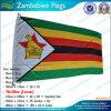 Drapeau national fait sur commande de Zambabwe (M-NF05F09016)