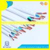 Гибкий кабель изоляции H05VV-F PVC проводника Copper/CCA