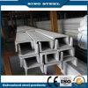 A36 Ss400 U Form-heißer eingetauchter galvanisierter Stahlkanal