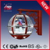 Schneiendes Christmas Lamp mit Snow Flakes LED Lights Decoration
