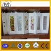 Porta de dobramento de PVC para design novo, porta de PVC para construção