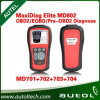 Горячее Selling Original Autel Maxidiag Elite Md802 для All System Scanner