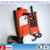 Дистанционное управление радиотелеграфа крана F21-E1b Inductrial