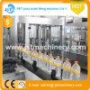 Equipamento de enchimento do sumo de laranja automático cheio
