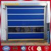 Puerta industrial de alta velocidad automática de la persiana enrrollable (YQRD016)
