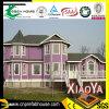 Una villa prefabbricata vivente/case dei due pavimenti per vivere