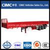 Cimc трейлер груза 3 Axle Extendable