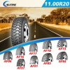 Aufine Truck Tyre, Radial Bus Tire (11.00R20)