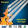 PC+Aluminum LEIDENE van de Dekking van de Legering de CirkelLamp van de Lichte 18W T8 Lichten van het Effect