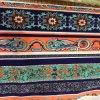 Nouveau tissu de textile de décoration de raie de l'impression 2016