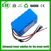 Lítio-Ion Battery 12.6V 8800mAh Pack do diodo emissor de luz Stage Lights Rechargeable