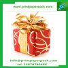 クラフト紙キャンデーの菓子のギフトの荷箱/クリスマスのギフト用の箱