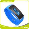 Bracelete de vibração do Wristband do silicone do bracelete de Bluetooth
