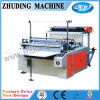Non ad alta velocità Woven Roll a Sheet Cutting Machine Price