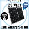120W pliant le panneau solaire pour camper avec 4WD SUV