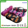 De met de hand gemaakte Kleurrijke Fabrikanten van Sandals van de Wig van de Vrouwen van China (RW28499)