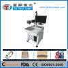 10W / 30W / 60W láser de fibra Máquina de la marca de los anillos o