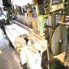 販売のビロードのTaxtileの編む機械を取除く使用された145cmのドビー