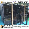 Естественный мрамор Nero Marquina строительного материала черный