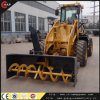 partes frontales Wheel Loader de 10years Manufacturer con Snow Blade