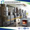 incinerador médico do tratamento do lixo do hospital da pirólise 500kgs/Time, guia do vídeo 3D