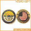 Pièce d'or commémorative faite sur commande bon marché des deux côtés (YB-c-006)