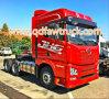 2016 de Nieuwe ModelVrachtwagen van de Tractor van Faw Jiefang Jh6