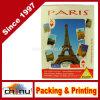 تذكارات من فرنسا - باريس 55 [بلي كرد غم] في 6 لغات (430174)