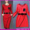 2015 популярное Design Women Fashion Casual Dress для Women в высоком качестве (D0277)