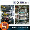Ytb-6600 6colors High Speed Paper Flexo Printing Equipment