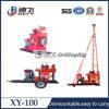 Precio portable de la plataforma de perforación de la base del diamante del eje de rotación del Fábrica-Precio de Xy-100 el 100m