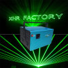Berufsstufe-dekoratives Laser-grüne Leuchte-Erscheinen