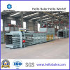 Horizontal Semi Automatic Baling Close Machine for Recycling Center