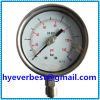 4  Stainless Steel Case Oil - Filled Table Bottom Pressure Gauge